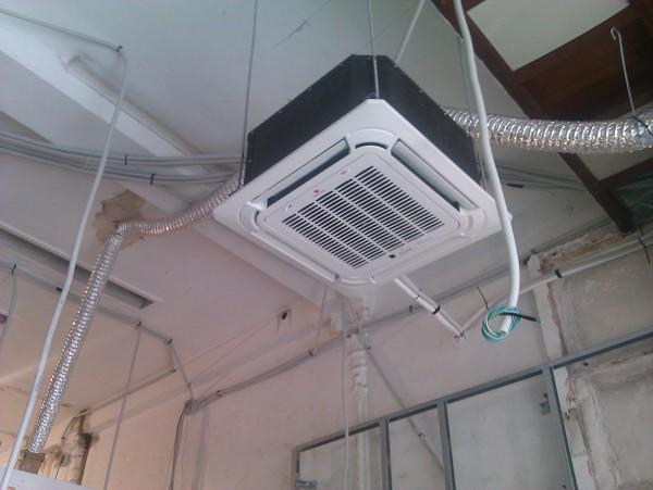 ¿Cuál es la climatización correcta para mi local comercial?