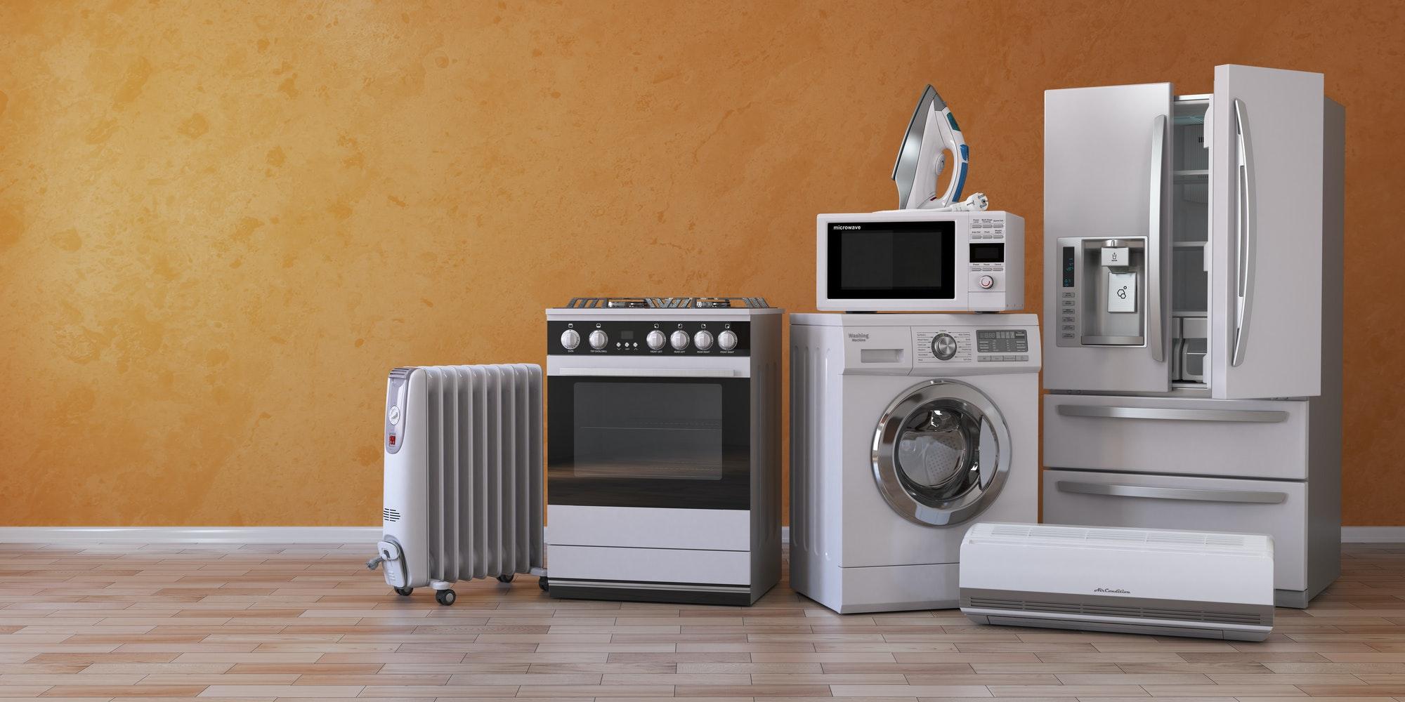 Empresas Servicio Técnico y mantenimiento de electrodomésticos